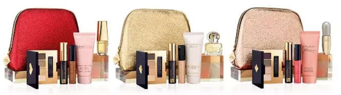 Estee Lauder Holiday 2019 gift with fragrance purchase