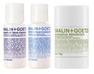 malin + goetz gift with purchase