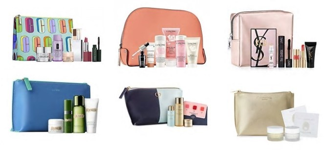saks beauty gifts with purchase