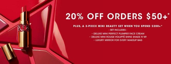 YSL Beauty glow sale