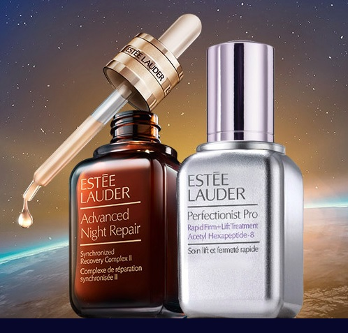 estee lauder serum buy one, get one for 50% off offer