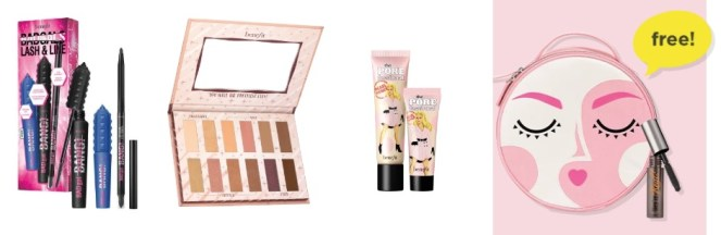 Benefit Cosmetics beauty offers