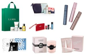 Bloomingdale's beauty gifts with purchase