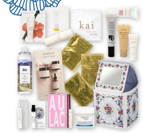 beautyhabit summer gift with purchase