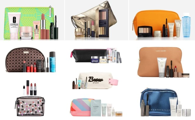 Nordstrom Anniversary Sale 2020 beauty gifts with purchase
