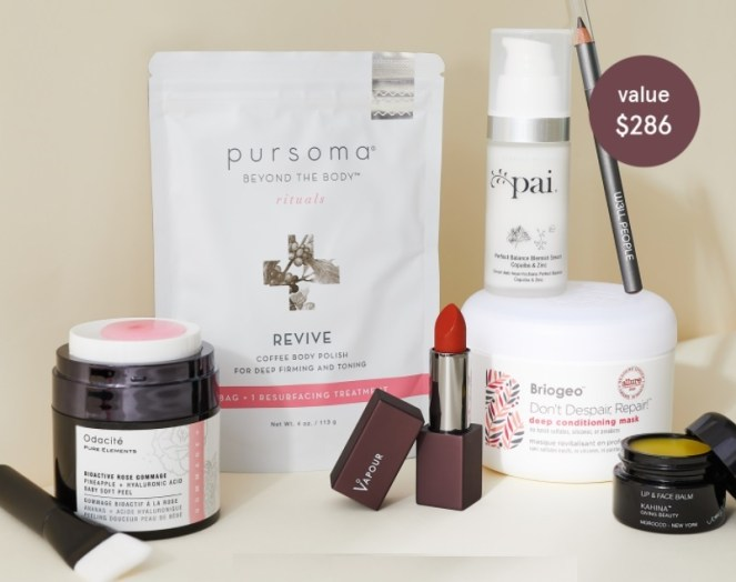 the detox market the fall bundle fall gift with purchase