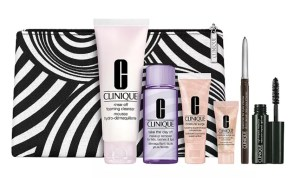 Clinique gift with purchase at Bloomingdale's
