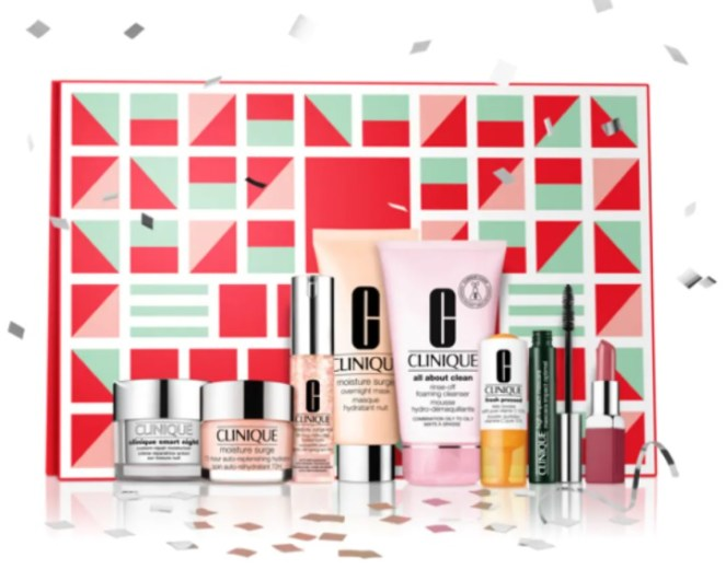 clinique festive favorites purchase with purchase
