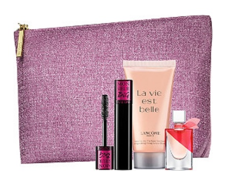 Lancome gift with purchase at Ulta Beauty