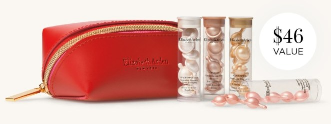 elizabeth arden gift with purchase