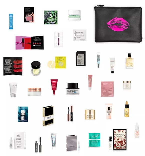 bloomingdale's beauty gift with purchase