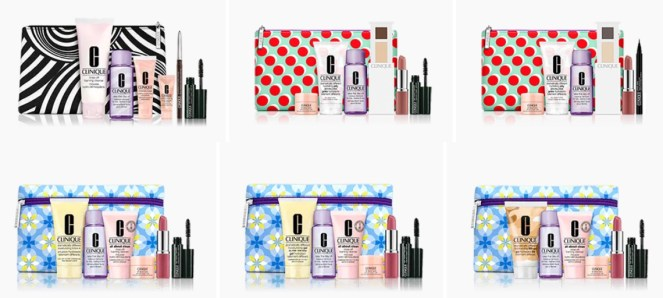 clinique gifts with purchase direct from clinique