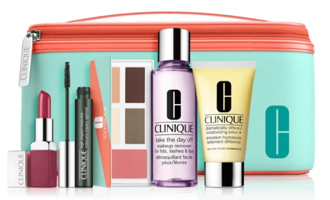 clinique sun-kissed essentials kit purchase with purchase june 2021