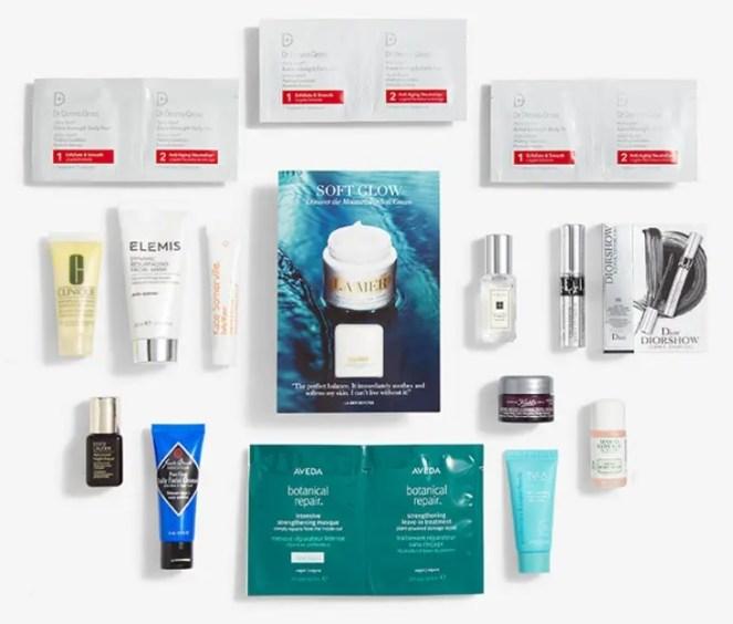 nordstrom beauty gift deluxe sampler