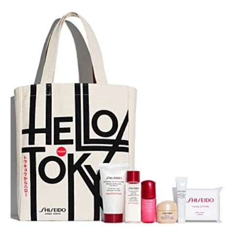 shiseido gift with purchase at macy's