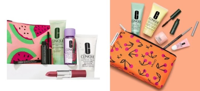 clinique gifts with purchase July 5 2021