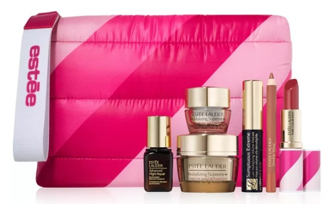Estee Lauder gift with purchase at Macy's
