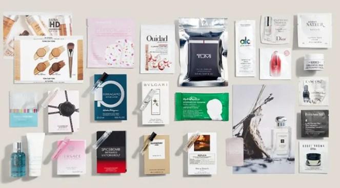 nordstrom beauty sample bag october 2021
