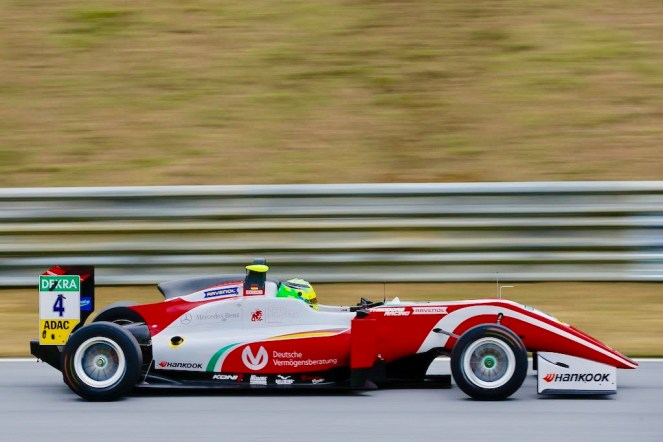 4 Mick Schumacher (DEU, PREMA Theodore Racing, Dallara F317 – Mercedes-Benz), FIA Formula 3 European Championship Test Spielberg (AUT) - 26. - 27. March 2018