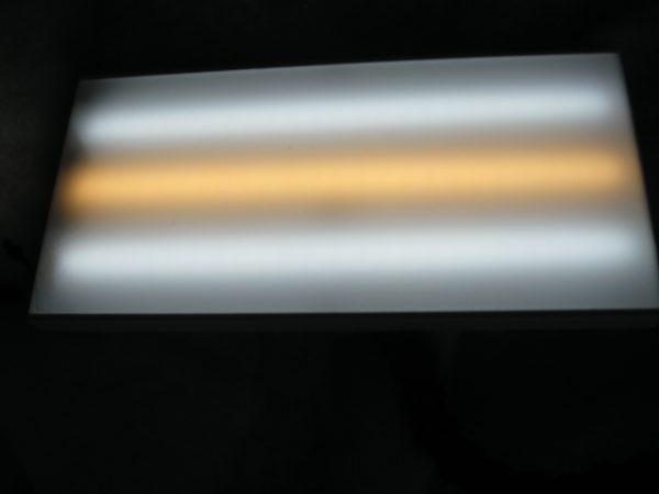 3 Streifen LED kaltweiß-warmweiß-kaltweiß