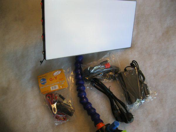 LED Ausbeullampe PDR