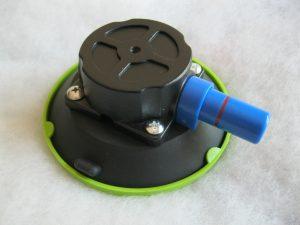 Pumpsaugfuß Ø120mm