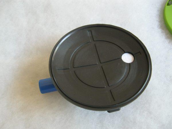 Pumpsaugfuß 120mm Saugfläche