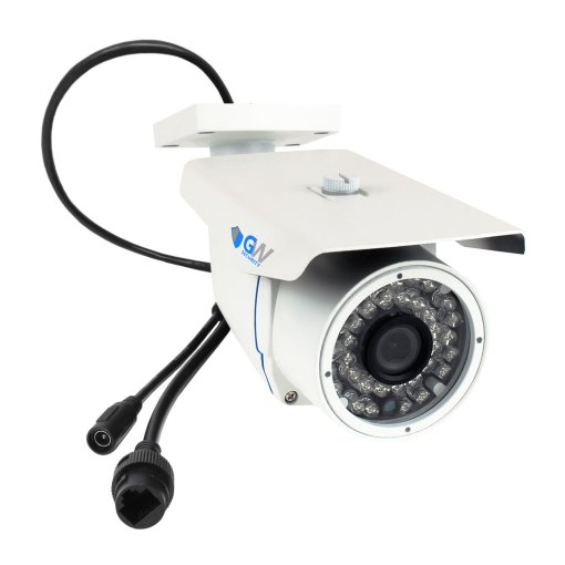 GW539IP 5MP IP POE 3.6mm Fixed Lens Bullet Security Camera