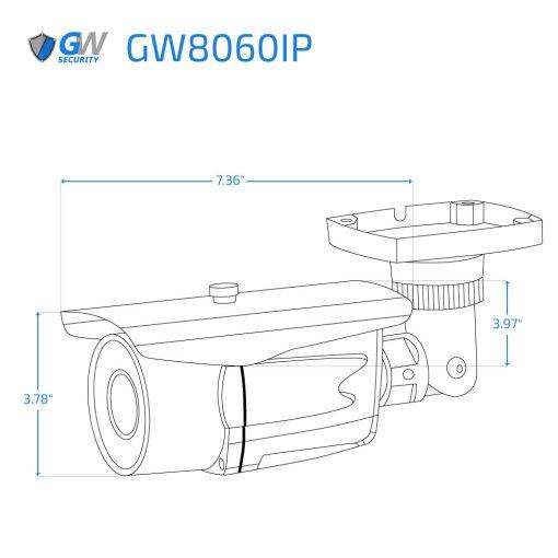 8060IP dimensions
