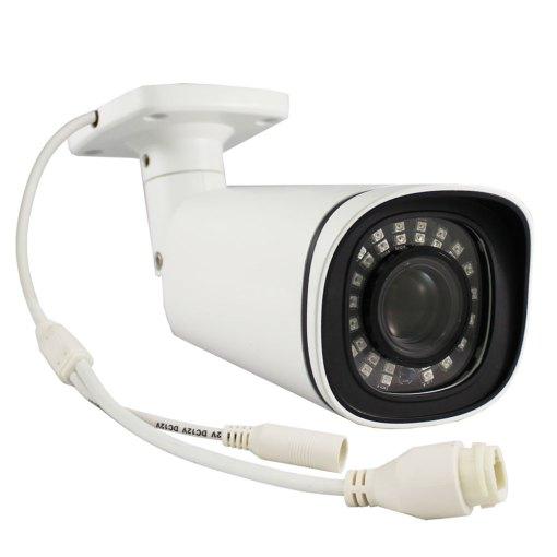 Dextris White GWM8755RMMIC 4K Bullet Security Camera