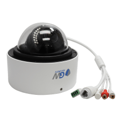GW12850MIP 12MP 4K IP POE 3.6-11mm Motorized Lens Bullet Security Camera, 3X Optical Zoom