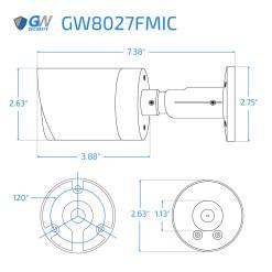 8027FMIC dimensions
