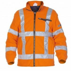 Franeker Fleece EN 20471 RWS Orange