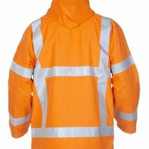 Uithoorn Parka EN 20471 RWS Orange