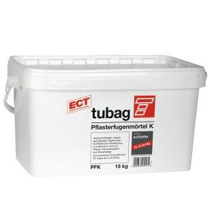 Tubag PFK kant en klaar, vacuum verpakt, ECO 1-component voegmortel