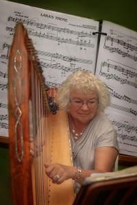 Gwyneth Evans - Victoria, BC Harpist