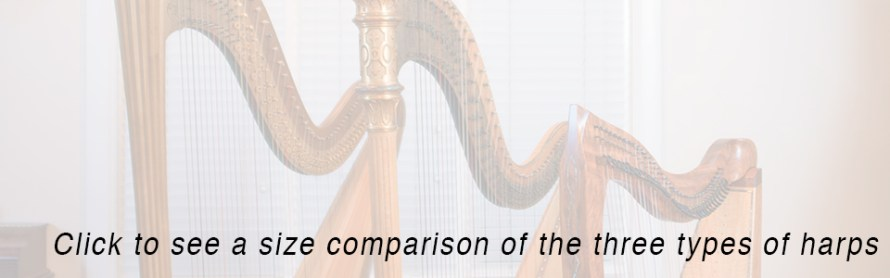 Three Harp Sizes