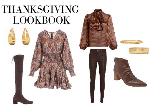 thanksgiving lookbook