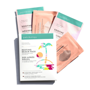 Resting Beach Face Kit Product Shot All