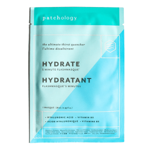 Hydrate 5 Minute Face Masks