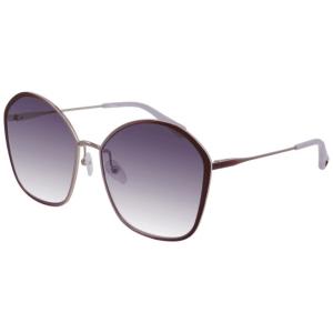 Chloe Gradient Purple Sunglasses product shot front side view