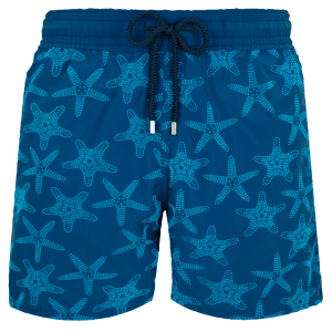 Men Swim Trunks Starfish Dance