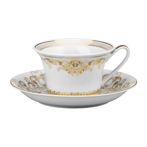 Medusa Gala - Tea Cup and Saucer