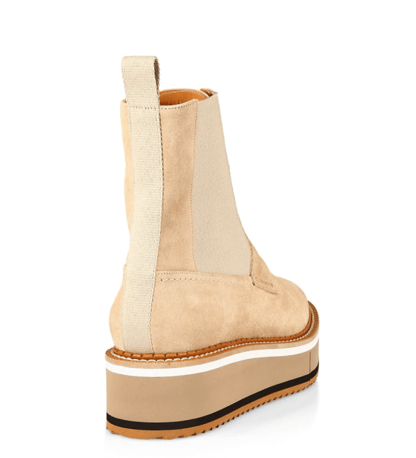 Brendy Lace Up Bootie