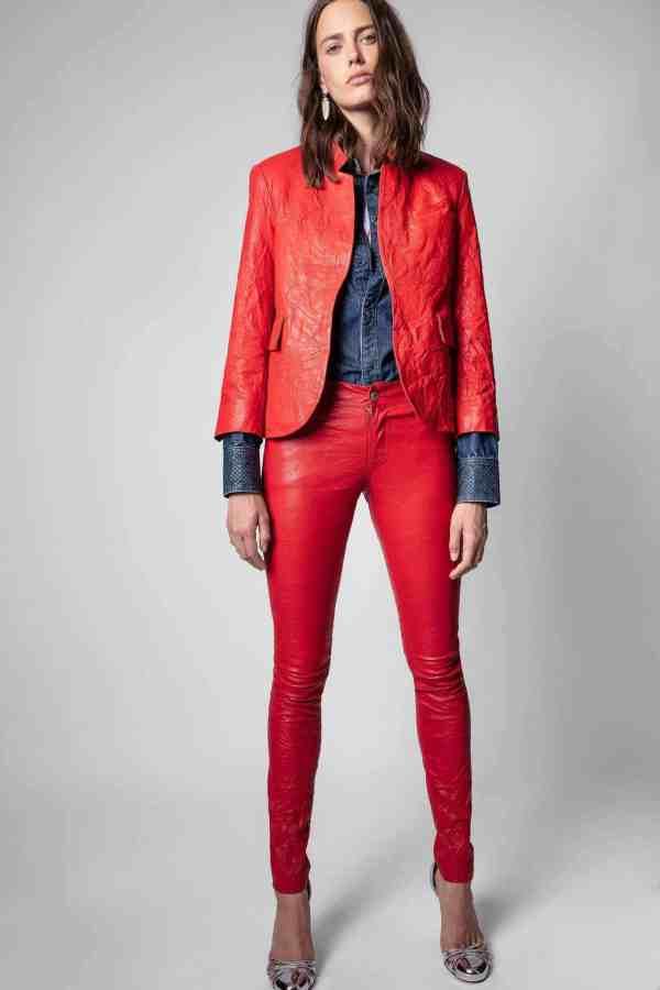Verys Cuir Jacket