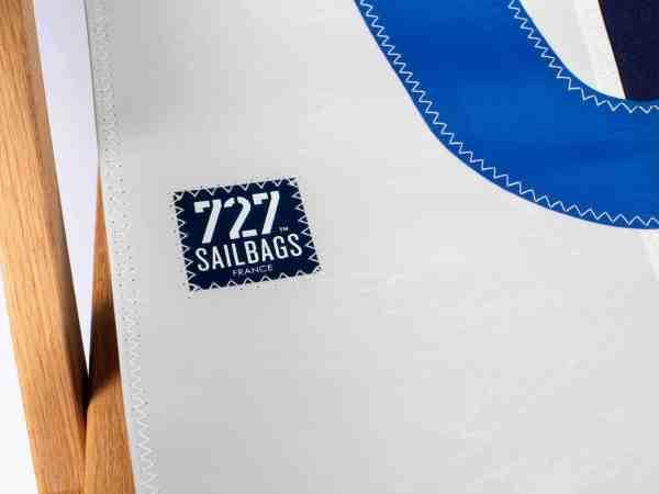 Dacron Navy 948 Blue Deck Chair