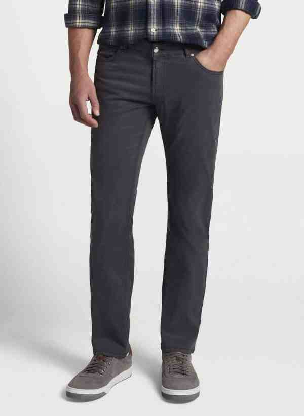 5 Pocket Wayfair Pant in Anthracite