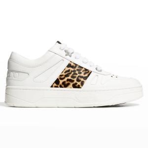 Hawaii Leopard Sneaker