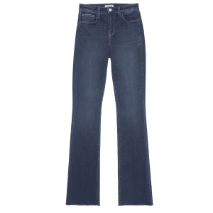 Ruth High Rise Straight Jean in Meade