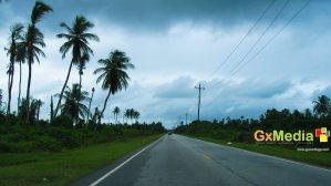 Road to Berbice